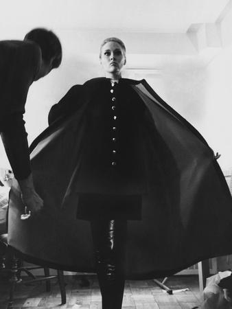 Vogue - March 1968 - Faye Dunaway