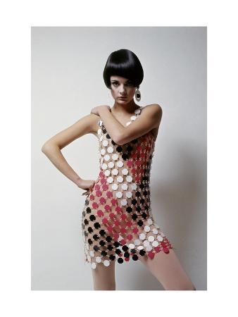 Mademoiselle - April 1966
