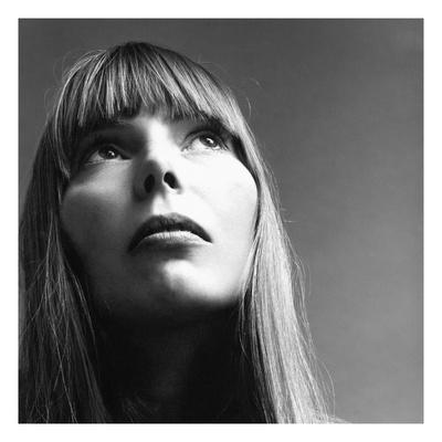 Vogue - February 1969 - Joni Mitchell
