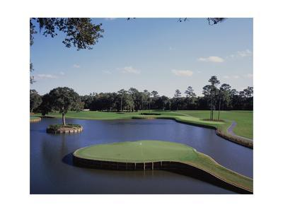 TPC Sawgrass the Stadium Course, Hole 17