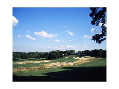 Bethpage State Park Black Course. December 2001