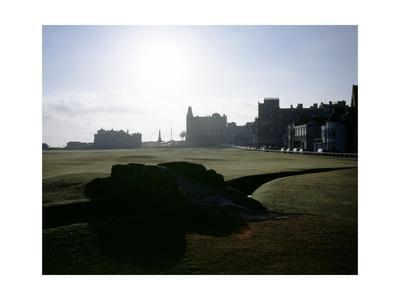 St. Andrews Golf Club Old Course, Swilcan Bridge