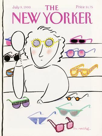 The New Yorker Cover - July 9, 1990