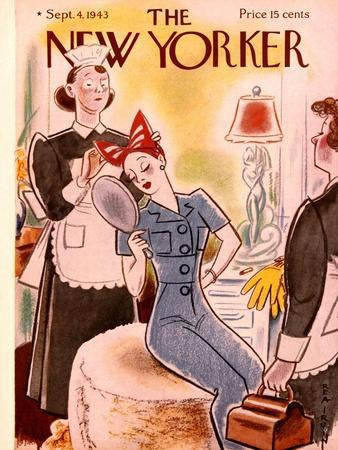 The New Yorker Cover - September 4, 1943