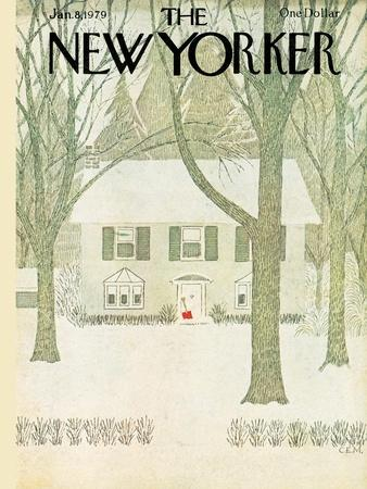 The New Yorker Cover - January 8, 1979