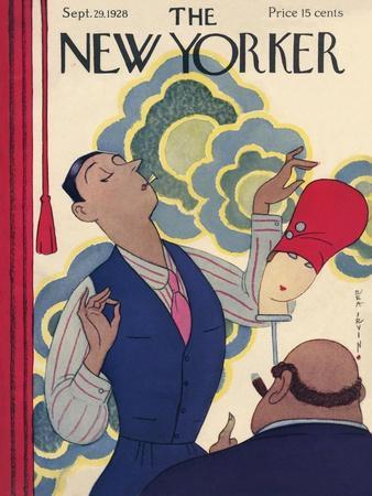 The New Yorker Cover - September 29, 1928