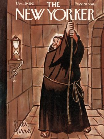 The New Yorker Cover - December 29, 1951