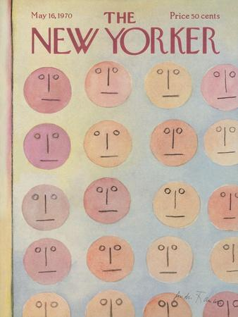 The New Yorker Cover - May 16, 1970