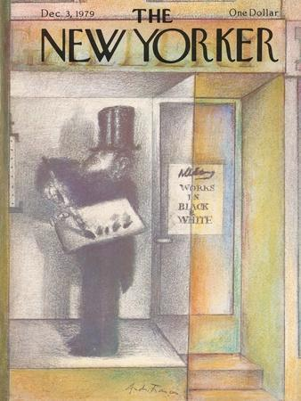 The New Yorker Cover - December 3, 1979