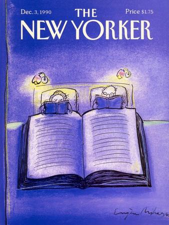 The New Yorker Cover - December 3, 1990