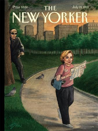 The New Yorker Cover - July 19, 1999