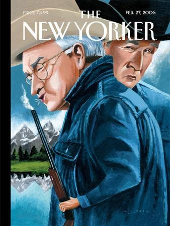 The New Yorker Cover - February 27, 2006