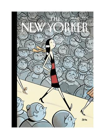 The New Yorker Cover - March 20, 2006