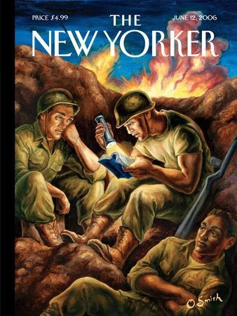 The New Yorker Cover - June 12, 2006
