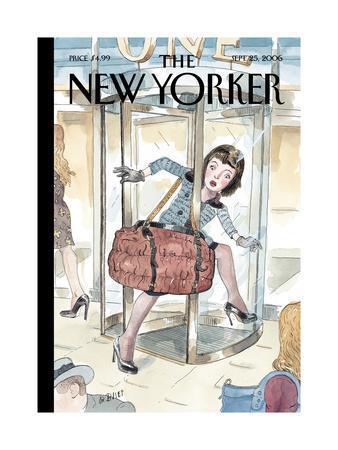 The New Yorker Cover - September 25, 2006