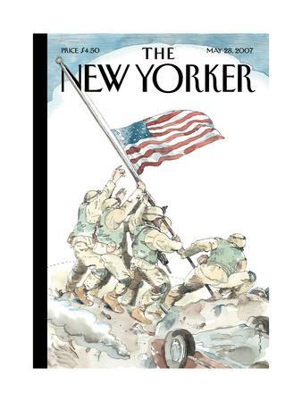 The New Yorker Cover - May 28, 2007