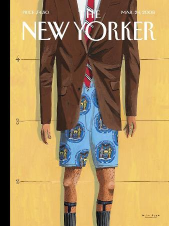 The New Yorker Cover - March 24, 2008