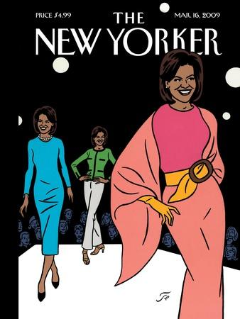 The New Yorker Cover - March 16, 2009