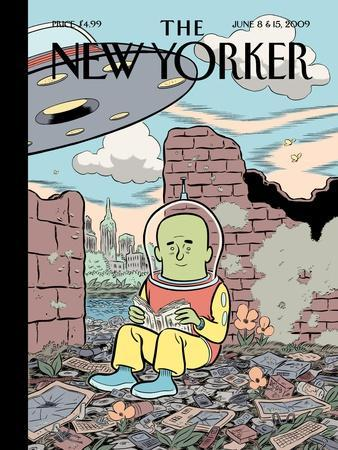 The New Yorker Cover - June 8, 2009