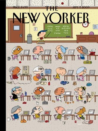 The New Yorker Cover - September 7, 2009