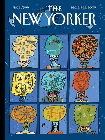 The New Yorker Cover - December 21, 2009