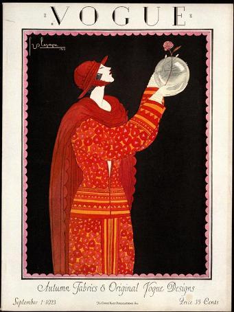 Vogue Cover - September 1923