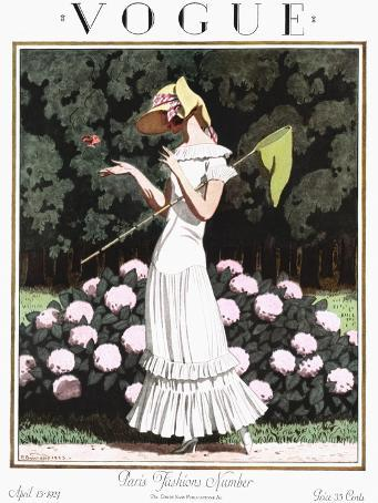 Vogue Cover - April 1924