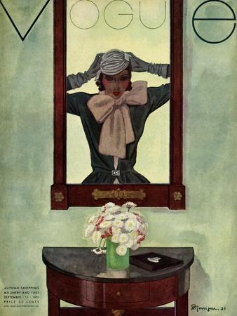 Vogue Cover - September 1931