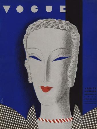 Vogue Cover - November 1932