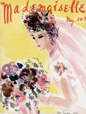 Mademoiselle Cover - May 1936
