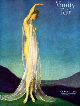 Vanity Fair Cover - March 1917