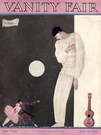 Vanity Fair Cover - April 1927