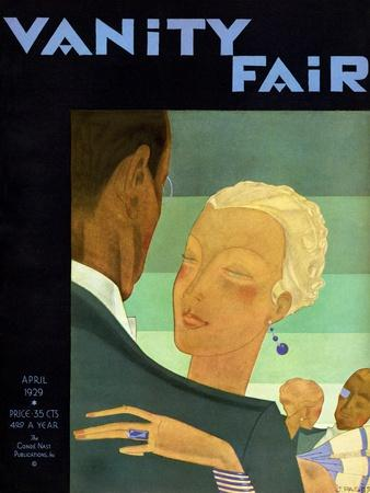 Vanity Fair Cover - April 1929