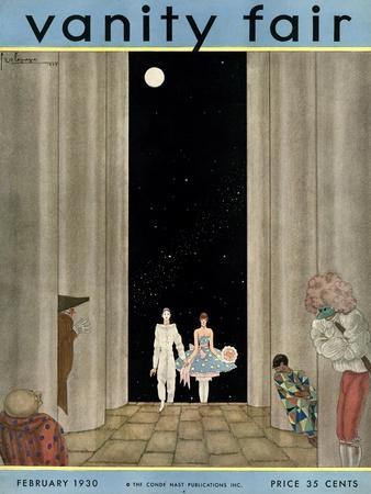 Vanity Fair Cover - February 1930