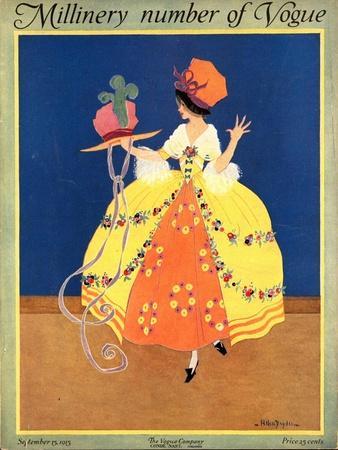 Vogue Cover - September 1915
