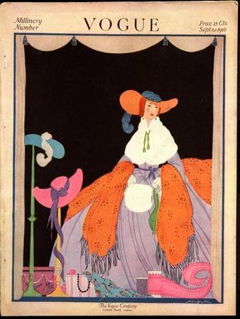 Vogue Cover - September 1916
