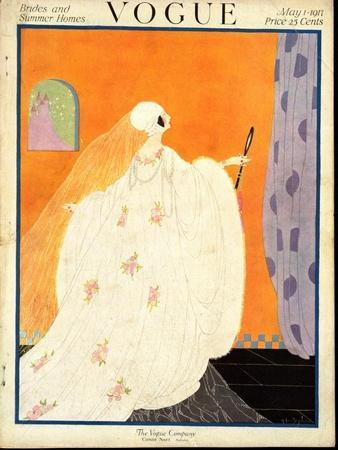 Vogue Cover - May 1917