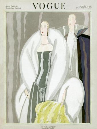 Vogue Cover - November 1921