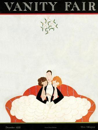 Vanity Fair Cover - December 1921
