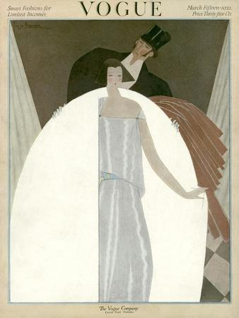 Vogue Cover - March 1922