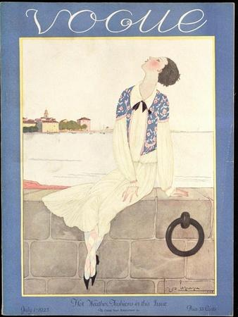 Vogue Cover - July 1925