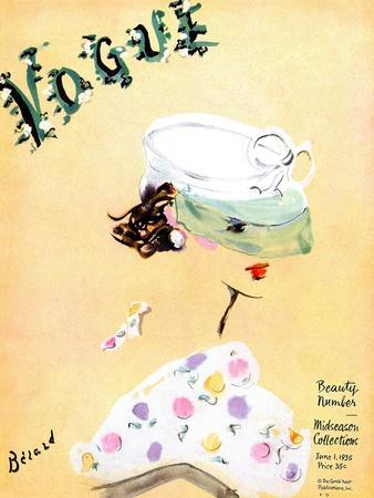 Vogue Cover - June 1935