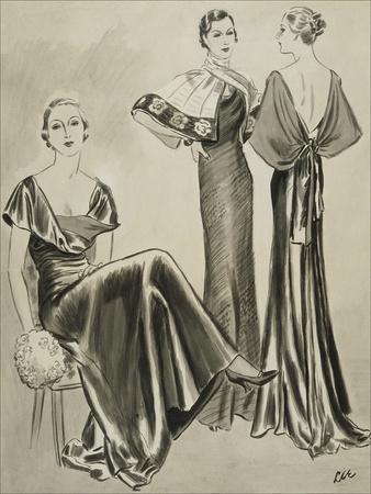 Vogue - August 1933