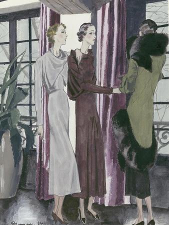 Vogue - October 1934