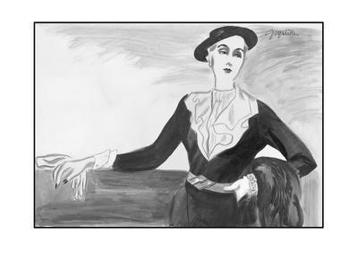 Vogue - February 1934