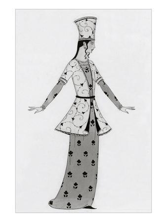 Vogue - April 1922