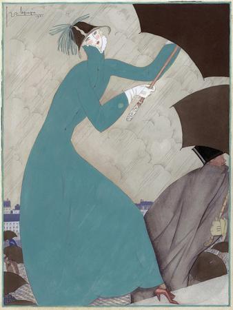 Vogue - October 1921