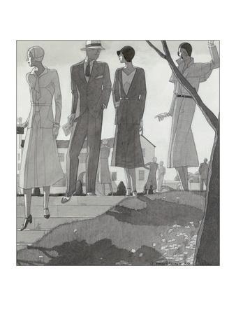 Vogue - April 1930