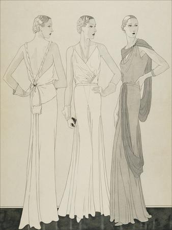 Vogue - August 1932