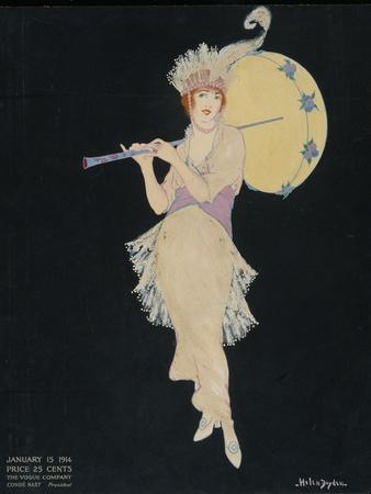 Vogue - January 1914